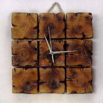 Часы Спираль 31х31х5,5 см