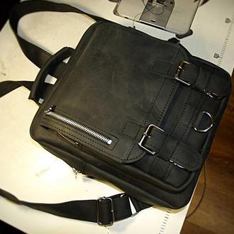 Женский кожаный рюкзак Full G из телячьей кожи
