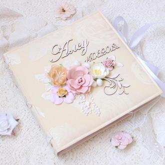 Альбом для девочки , бебибук для девочки , мамин дневник