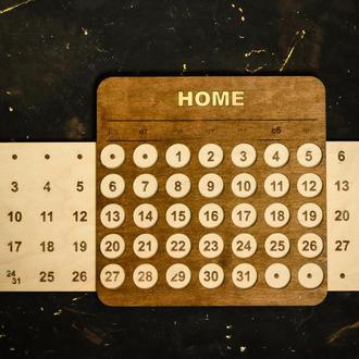 Вечный календарь (Планшет)