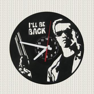 часы Арнольд Шварценеггер I'll be back-я вернусь терминатор