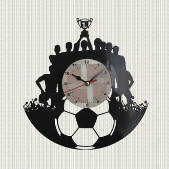 часы настенные футбольный кубок football soccer cup