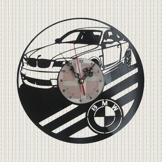 часы настенные автомобиль BMW car BMW