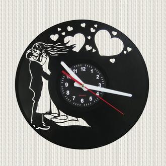 часы настенные ромео и джульетта Romeo and Juliette