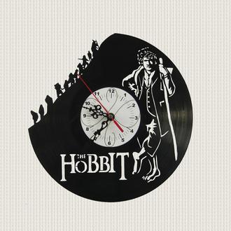 часы настенные Хоббит Властелин колец и трилогия хоббит The Lord of the Rings and the Hobbit Trilogy