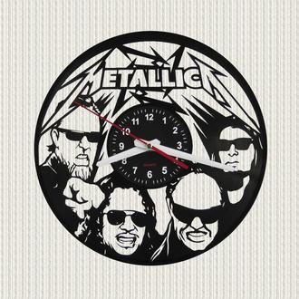 часы настенные Металлика Metallica