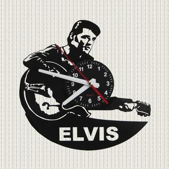 часы настенные Элвис Пресли Elvis Presley
