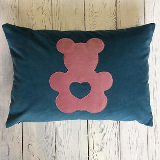 """Декоративна подушка """"Ведмежатко"""" Pillow Design"""