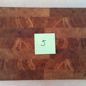 деревянний торцевой поднос