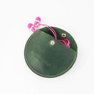 Футляр для наушников, монет «Сфера»
