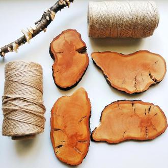 зріз дерева,торцевой срез,заготовки из дерева,подставки, підставка з дерева, фотофон, декор для дома