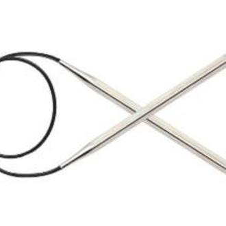 Спицы круговые 100 см Nova Cubics KnitPro,  8.00 мм