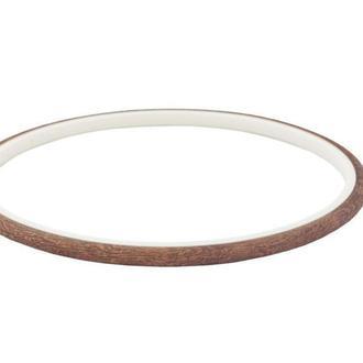 Пяльцы-рамка Nurge круглые каучуковые с подвесом, высота обода 8 мм, диаметр 245 мм
