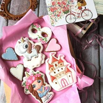 Пряничный набор «Мечты принцессы»