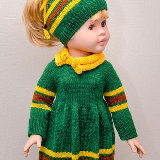 Платье на куклу Паола Рейна Марта 60 см шарнирная