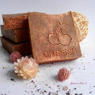 Крем-мыло с розовой глиной Cherish