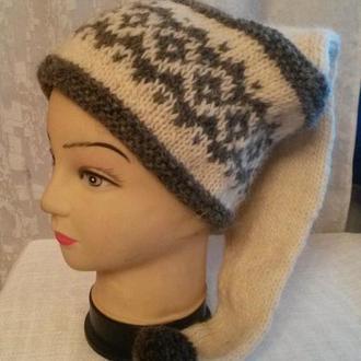 козацька шапка ручної роботи з вовни