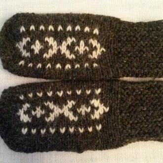 рукавички ручної роботи
