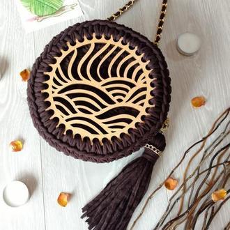 Сумка-печенька
