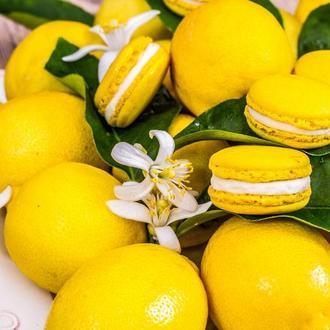Макарун - лимонна Наталі 18г