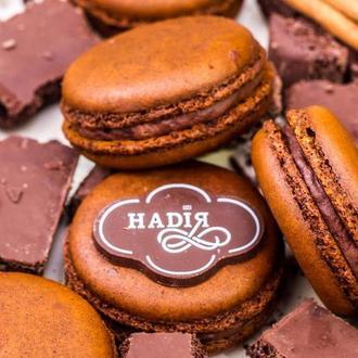 Макарун - шоколадний феромон 18г