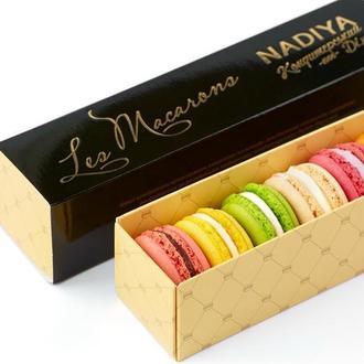 Сувенірний набір Macarons - 8 штук.