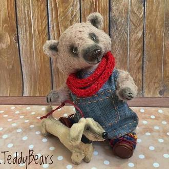 Медведь Тедди Пиппа