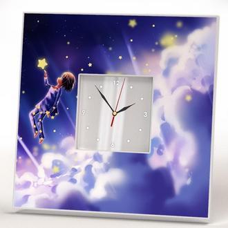 """Настенные часы """"Маленький принц"""""""
