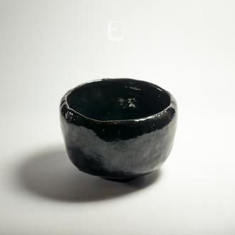 """Work no. 277W — chawan """"Little Charm"""", tea bowl in japanese style"""