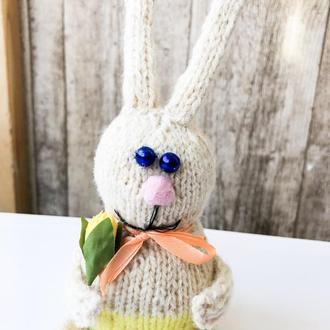 Зайка Пасхальный мягкая игрушка