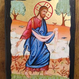 Икона Христос Сеятель