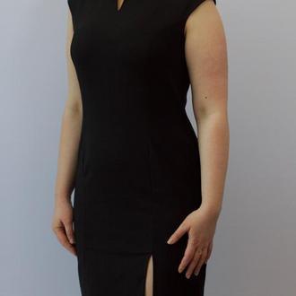 Деловое коктейльное платье