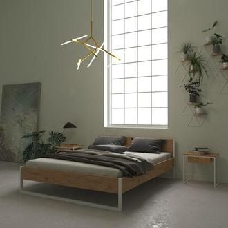Ліжко дубове 🌲