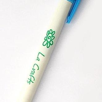 Маркер для ткани смывающийся синий
