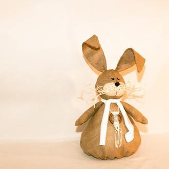 Декор на пасху, большой пасхальный кролик, зайка на Пасху