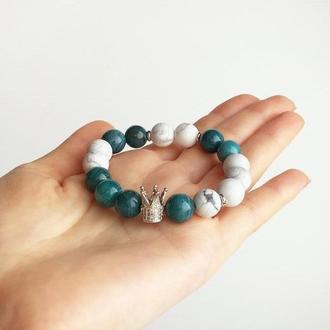 Браслет из натуральных камней (модель № 242) JK jewelry