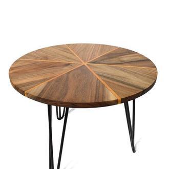 Деревянный стол , Журнальный столик из дерева и эпоксидной смолы