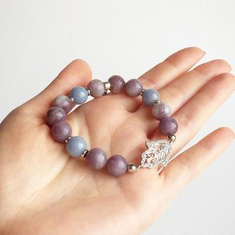 Браслет из натуральных камней (модель № 245) JK jewelry