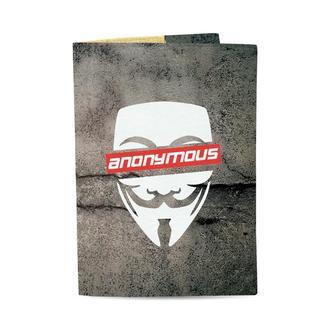 Обложка на паспорт Анонимус