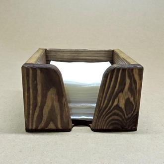 Салфетница деревянная Гвадиана капучино