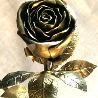 Кузнечная роза