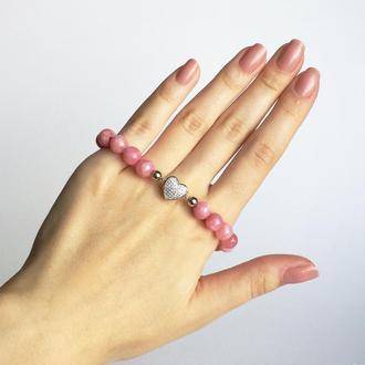 Браслет из натуральных камней (модель № 308) JK jewelry