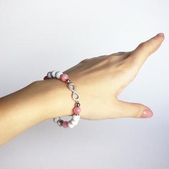 Браслет из натуральных камней (модель № 310) JK jewelry
