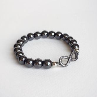 Браслет из натуральных камней (модель № 321) JK jewelry
