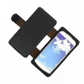 Чехол - книжка на смартфон Xiaomi с гравировкой