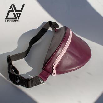 Поясная сумка (pb001 marsala2)