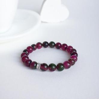 Браслет из натуральных камней (модель № 328) JK jewelry