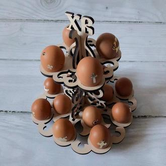 Подставка под яйца.