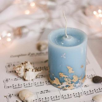 Свічка з пальмового воску та харчового парафіну
