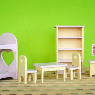 Мебель для кукол ЛОЛ